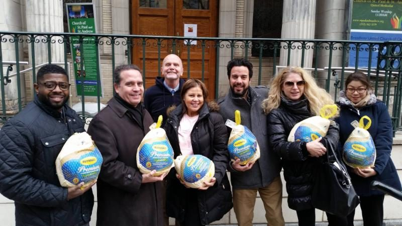 West Side Campaign Against Hunger Thanksgiving News